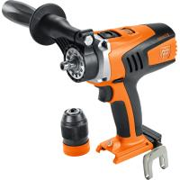 Cordless 4-speed drill / driver