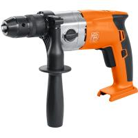 Cordless two-speed drill
