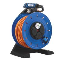 All-plastic cable drum G7