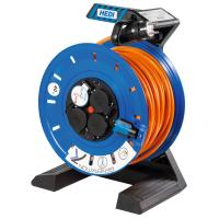 All-plastic cable drum for F, B, PL and CZ G7