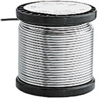 Lead-free soldering wire Sn96.5, Ag3.0, Cu0.5, roll of 250 g