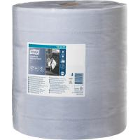Industrial paper wipes