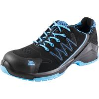 Chaussures basses noires/bleues VD PRO 1100 SF ESD, S1P NB