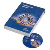 Metalworking reference book with CD-ROM
