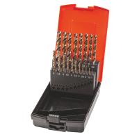 HOLEX CleverDrill HSS jobber drill set No. 114030 in a case  uncoated