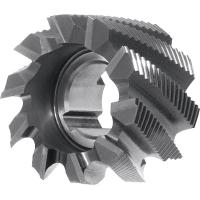 Roughing shell end mill HR TiAlN