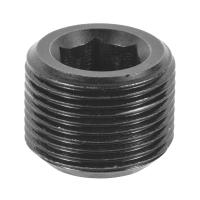 Blunt clamping screw for indexable drill toolholder