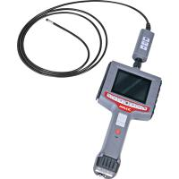 Video endoscope with measurement grid display and probe flexible, ⌀ 5.5 mm