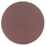 Velour-backed abrasive disc Mesh structure ⌀ 150 mm