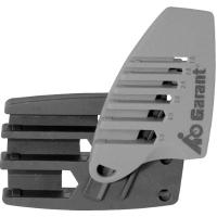 Slide-in clip for hexagon key L-wrenches