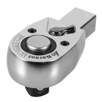 Plug-in ratchet reversible with ejector