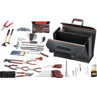 Mechanic's tool set, 97 pieces with tool case