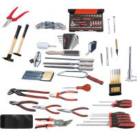 Mechanic's tool set, 97 pieces without case