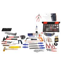 Assembly tool set, 110 pieces without container