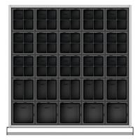 easyPick small parts storage bins set  20×20G