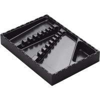 Double ended ring spanner box