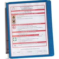 Wall document holder  DIN A4
