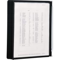 Wall document holder magnetic  DIN A4