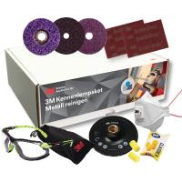 Introductory metal cleaning package