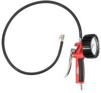 Compressed air tyre inflator Clip connector