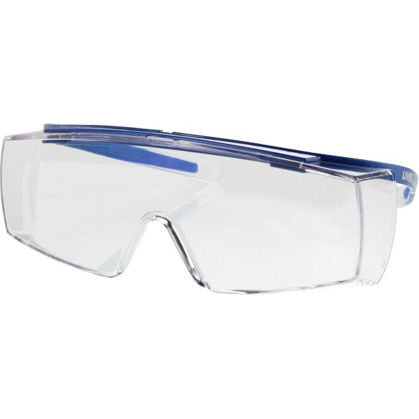 Over-specs for spectacle wearers uvex super OTG CLEAR