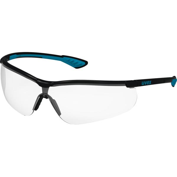 Comfort safety glasses uvex sportstyle CLEAR