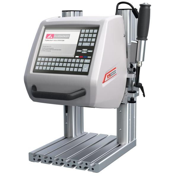 Benchtop marker system mini 120/100 Station Touch  STATION