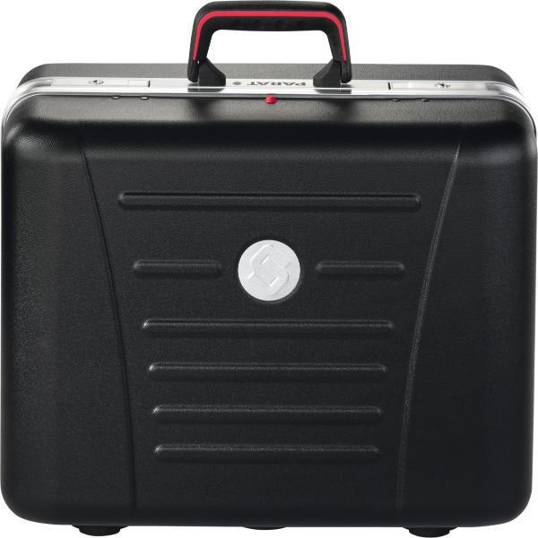 X-ABS extra high tool case with base shell, 2 tool boards and TSA locks 1