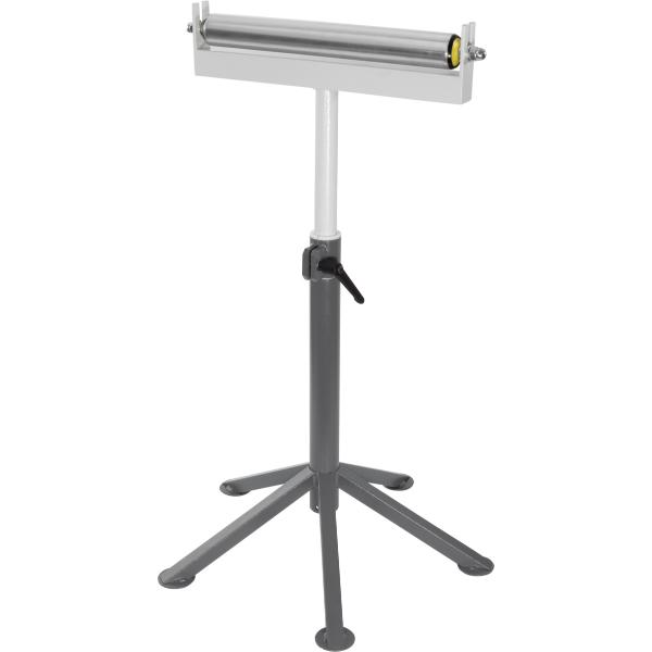 Materials stand (roller support)  1