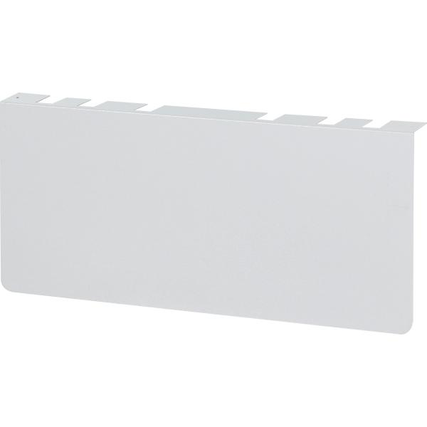 Side plate for workstations  800 mm