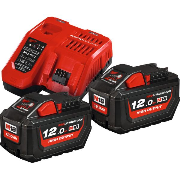 Battery starter set High Output™ M18HNRG12