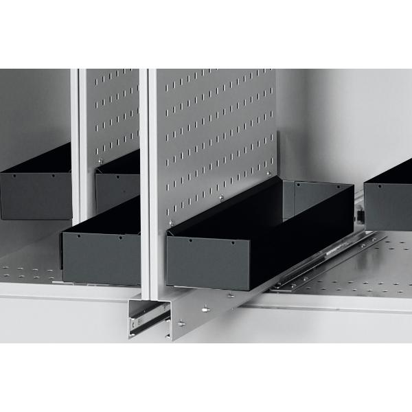 Storage tray for lifting tackle and slings  2