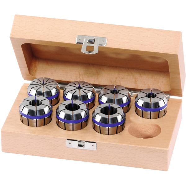 ER collet set HP (4; 6; 8; 10; 12; 14; 16mm) 430 E