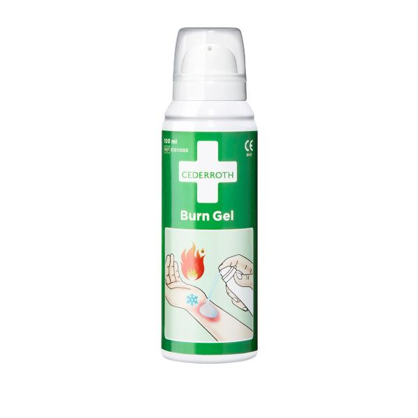 Burn Gel Spray  51011005