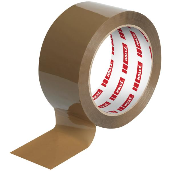 Packaging adhesive tape 6 pieces 50X66 mm×m