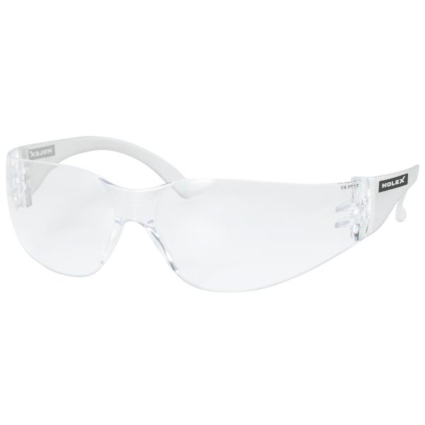 Visitors' safety glasses  CLEAR