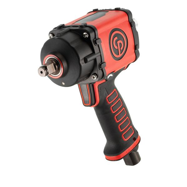 Pneumatic impact wrench 1/2 inch, adjustable 7755