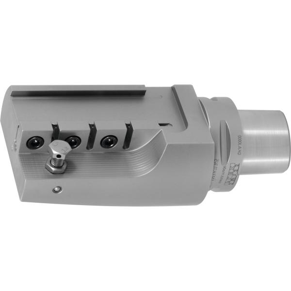 eco axial parting-off toolholder, left-hand  32 mm