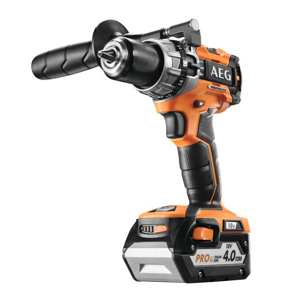 Cordless compact hammer drill / driver  BSB18C2BL4