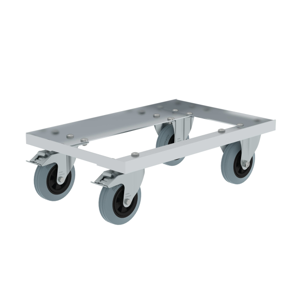 Carriage Dimensions: 600 x 400 mm for transport box 11136 / 11137