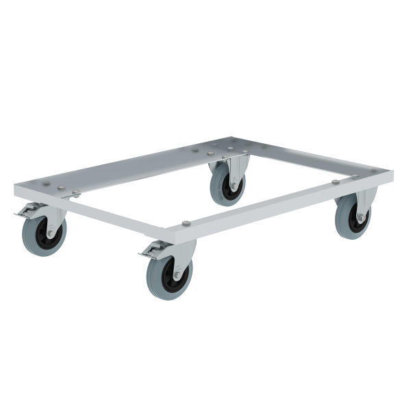 Carriage Dimensions: 800 x 600 mm for transport box 11180 / 11181