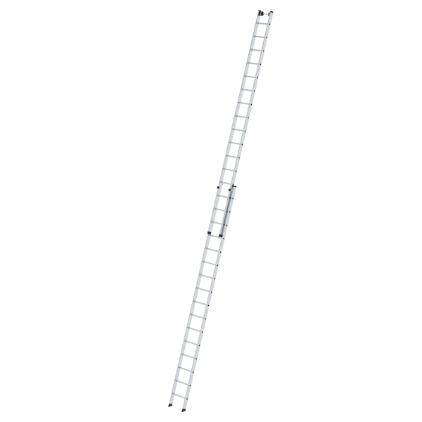 2-section rung push-up extension ladder without stabiliser 2x16 rungs