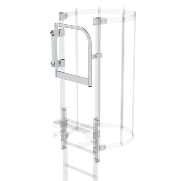 Safety doors without fall protection rail Version from 01-2010