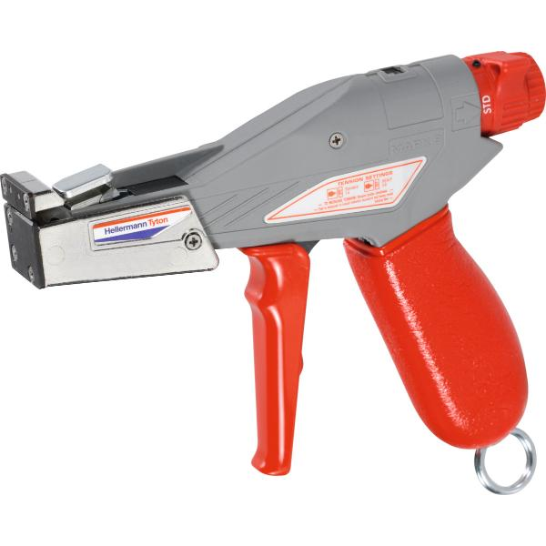 Automatic cable tie gun for stainless steel cable ties MK9SST