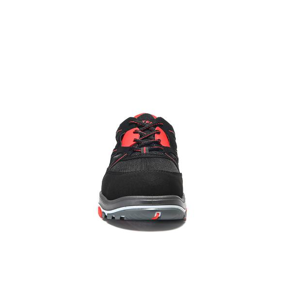 Chaussure de sécurité ANTHONY red Low ESD S1P Typ 3, Taille 40