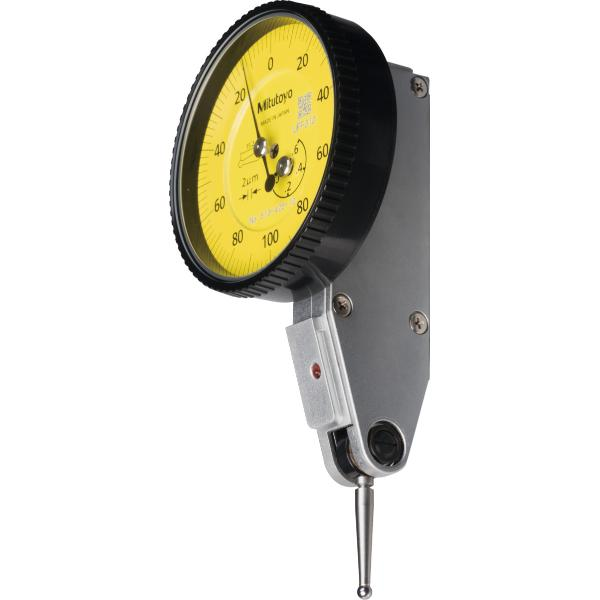 Lever dial indicator contact point length 15.2 mm  0,3/39 mm