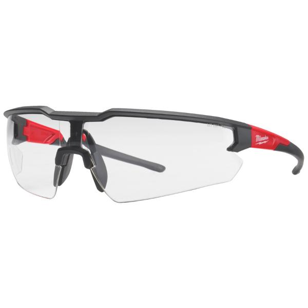 Enhanced Safety Glasses Clear - 1pc