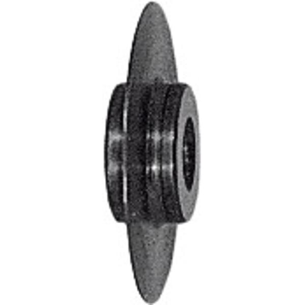Spare cutter wheel for plastic and composite pipes