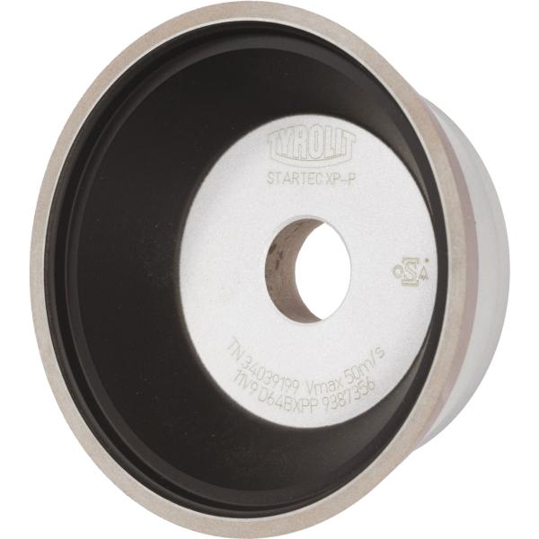 Diamond cup grinding wheel STARTEC XP-P D×T×H (mm)  D64