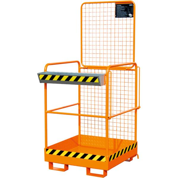 Working platforms for fork-lift trucks  1040X835
